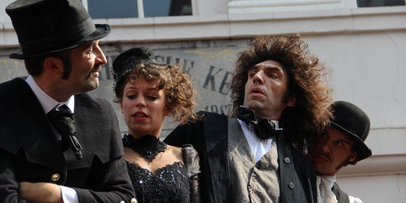 Spoffin – internationale festival voor straat- en locatietheater