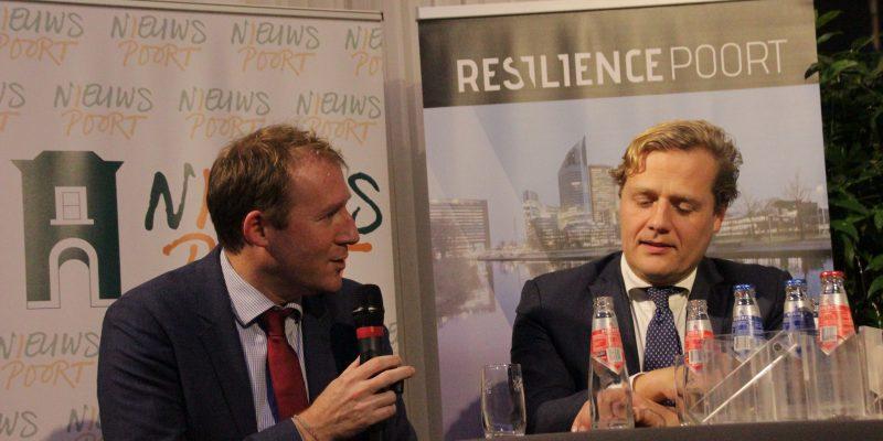 ResiliencePoort - Het belang van vitale infrastructuur: fysiek en digitaal verbonden