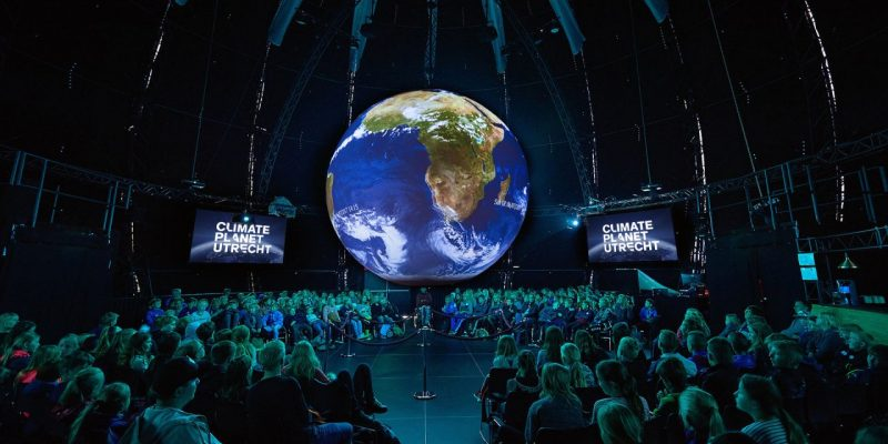 Global Goals Climate Planet op EBU Get Connected jaarcongres